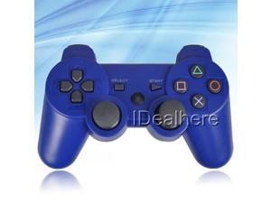 Blue Wireless Game Playstation3 PS3 Controller