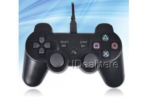 USB Wired Controller for Playstation3 PS3-Black