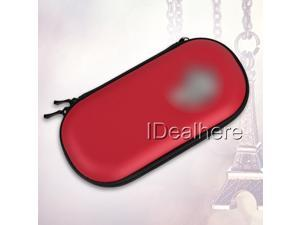 Red Monster Hard Case Protective Carry Pouch Bag for Sony PS Vita PSV1000/2000