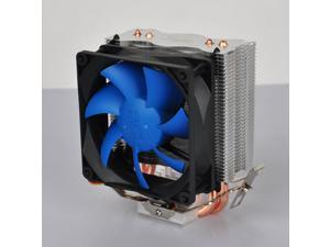 3 Pin Multi-Compatible PC CPU Cooler Heatsink Fan for Intel 775/1155/1156 AMD 754/AM2