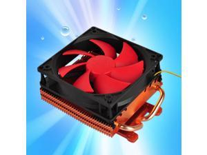 Dual Power-Connector PC VGA Video Card Heatsinks Cooler Fan For NVIDIA ATI