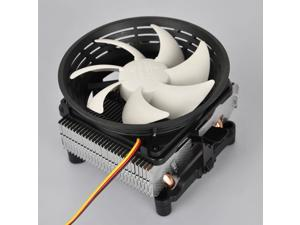 Heatsink CPU Cooler 10cm Fan for Intel LGA775/1156/1155 AMD 754/939/AM2/AM3
