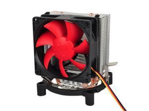 90W Silent HDT Heatpipe Heatsink Fan CPU Cooler for Intel LGA1155/1156 AMD AM2