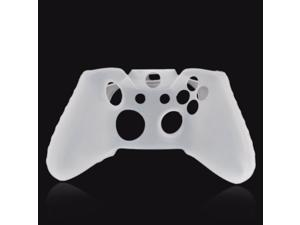 White Silicone Rubber Skin Case Cover Super Grip for XBOX ONE Game Controller