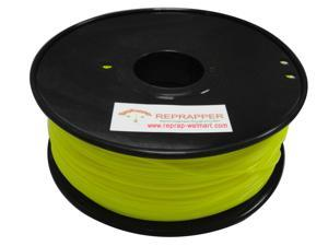 RepRapper ABS 1.75mm 3D Printer Filament Compatible with Makerbot/ Afinia/ UP/ Solidoodle/ NewStarWay Color Yellow