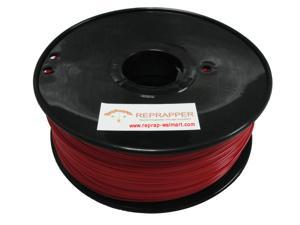 RepRapper ABS 1.75mm 3D Printer Filament  Compatible with Makerbot/ Afinia/ UP/ Solidoodle/ NewStarWay Color Red