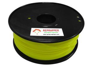 RepRapper PLA 1.75mm 3D Printer Filament  Compatible with Makerbot/ Afinia/ UP/ Solidoodle/ NewStarWay Color Yellow