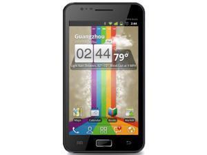 Samsung Galaxy Note 3 N9000 (Black) 3G Quad-core 1.9 GHz Cortex-A15 & quad-core 1.3 GHz Cortex-A7 Unlocked Cell Phone