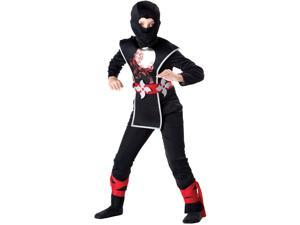 Wolf Ninja Boys Kids Costume