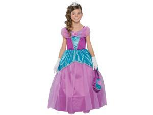 Deluxe Princess Iris Girls Kids Costume