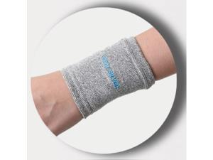 Vital Silver CJ-4101 3D Bamboo Charcoal and Germanium Wrist Brace - Large