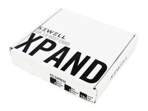 Sewell Xpand 4-port USB 3 PCI Express Card