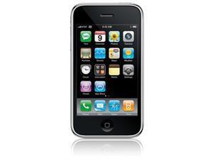 Unlocked iPhone 3G 8GB Black AT&T Apple