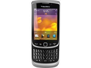 BlackBerry Torch 9810 GSM Unlocked Smartphone Silver