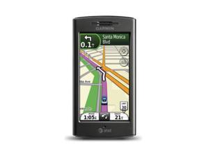 Garmin Nuvifone G60 GPS Smartphone for AT&T Cell Phone (Black)