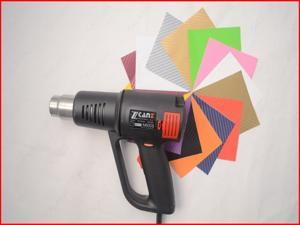1PC 2000W electric Hot Air Gun , car wrap professional heater tool, temperature adjustable heat gun,  hot gun 220V only