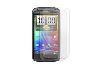 HTC Sensation 4G Screen Protector - Clear, 2 Pack