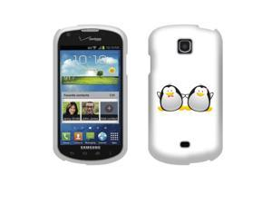Samsung Galaxy Stellar I200 Hard Case Cover - Love of penguin