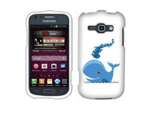 Samsung Galaxy Ring M840 Hard Case Cover - Happy Whale
