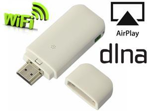 WIFI Display Dongle Receiver HDMI HD DLNA AirPlay Wireless TV Share