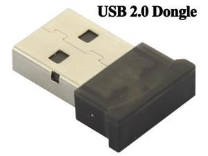 Mini USB 2.0 Dongle Wireless V2.0 Bluetooth Adapter Receiver For Mobile phones PDA or PC Notebook Laptop