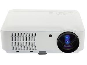 Brand New HD 1080P 2600 lumens LED LCD Video Projector Home Theatre 2*HDMI 2*USB VGA for Laptop DVD Player PS3 Wii,with AV+VGA ...