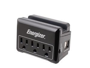 Energizer iSurge Travel Charging Station for Most Mobile Devices (Black)