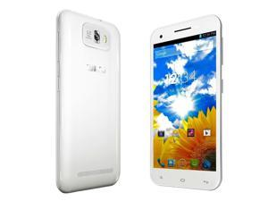BLU Studio 5.5 D610A JB 4.2 Android GSM 3G US White Unlocked Quad Core Phone
