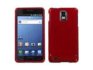 Samsung Infuse 4G Red Snap On
