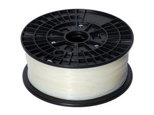 Justpla - White 1.75mm PLA Filament for 3D-Printer 1kg (2.2lbs)
