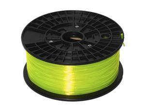 Justpla – Yellow 1.75mm PLA Filament for 3D Printers (1kg/2.2lbs)