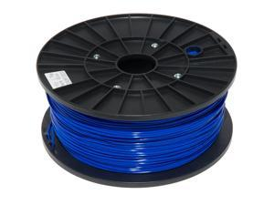 Justpla – Dark Blue 1.75mm PLA Filament for 3D Printers (1kg/2.2lbs)