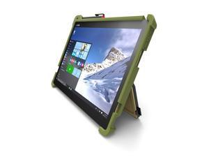 Gumdrop Cases Droptech for Lenovo Ideapad Miix 700 Rugged 2-in-1 Tablet Case Shock Absorbing Cover Army Green/Black ...