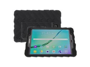 "Gumdrop Cases Black Hideaway Case for Samsung Galaxy Tab S2 8"" Model GS-STS28-BLK_BLK"