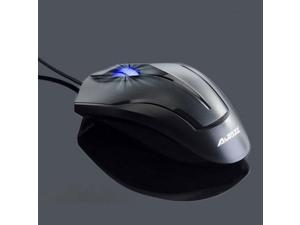 A-JAZZ 1000DPI 3D Wired USB Optical Professional Gaming Mouse