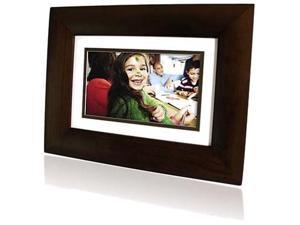 "NEW HP 7"" Digital Picture Frame - 7"" LCD Digital Frame - 480 x 234 - 16:10 - JPE"