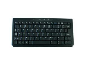 SOLIDTEK 3100BU SUPER MINI WIRED TRAVELLER KEYBOARD FOR WINDOWS 7