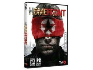 THQ HOMEFRONT FOR PC (DVD-ROM) XP/VISTA/7 SEALED NEW