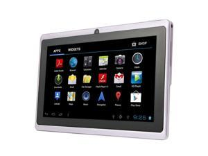 "8G 7"" 5-point Capacitive Android 4.0 A13 Wifi 3G Computer With Tablet PC Purple"