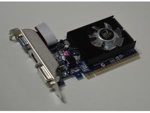 nVidia GeForce 1GB VGA/DVI/HDMI PCI-Express x16 Video graphics Card+Low profile