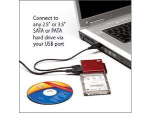 "LAPTOP DESKTOP IDE SATA 2.5"" 3.5"" HARD DRIVE / SSD CLONE KIT for Windows 7"