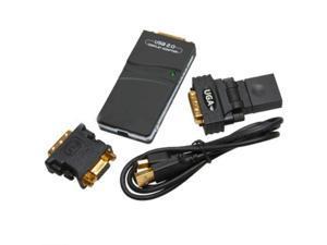 USB to DVI VGA HDMI Multi-Display Graphics Adapter