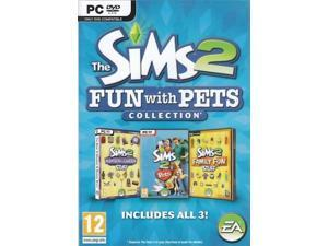 NEW! The Sims 2 Fun with Pets Collection for PC XP/VISTA SEALED NEW