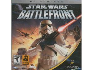 STAR WARS BATTLEFRONT for PC SEALED NEW