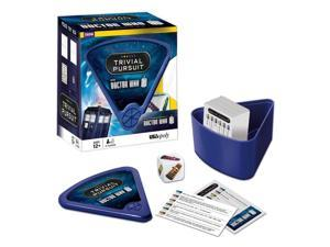 Doctor Who Trivia Pursuit Game!