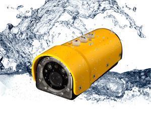 New Full HD 1080P Wide Angle 100° Waterproof Anti-shock Mini Sport Camera Video
