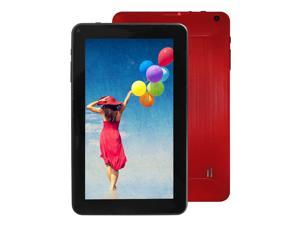 "New 9"" 1.2GHz DDR3 Android 4.0 3G 800*480 Tablet PC Capacitive Screen 3G MV90 Red"