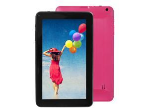 "New 9"" 1.2GHz DDR3 Android 4.0 3G 800*480 Tablet PC Capacitive Screen 3G MV90 Pink"