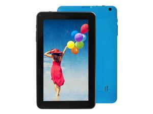 "New 9"" 1.2GHz DDR3 Android 4.0 3G 800*480 Tablet PC Capacitive Screen 3G MV90 Blue"