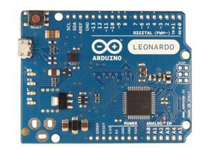 Arduino Leonardo Without Headers Authentic Made in Italy 5V 16MHz ATmega32u4 32KB Flash 1KB EEPROM Development Board for ... - OEM